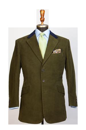 Bespoke Casual Jacket