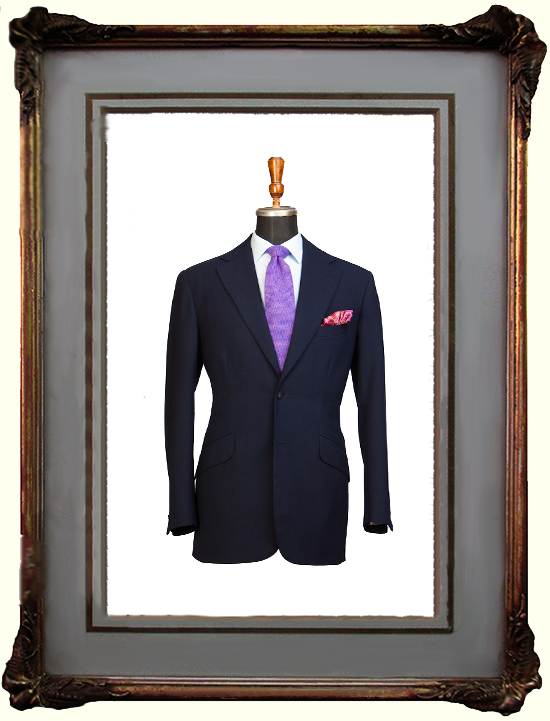 Two-Piece Business Suit