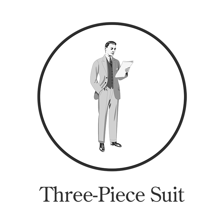 Three-Piece Suits