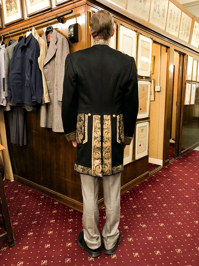 Ceremonial Coat