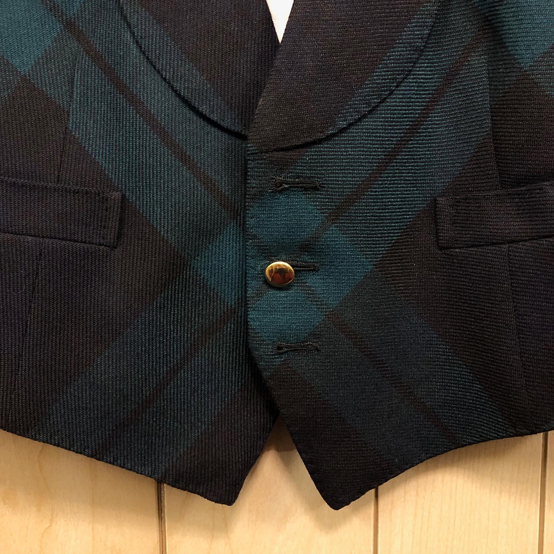 Waistcoat & Trews