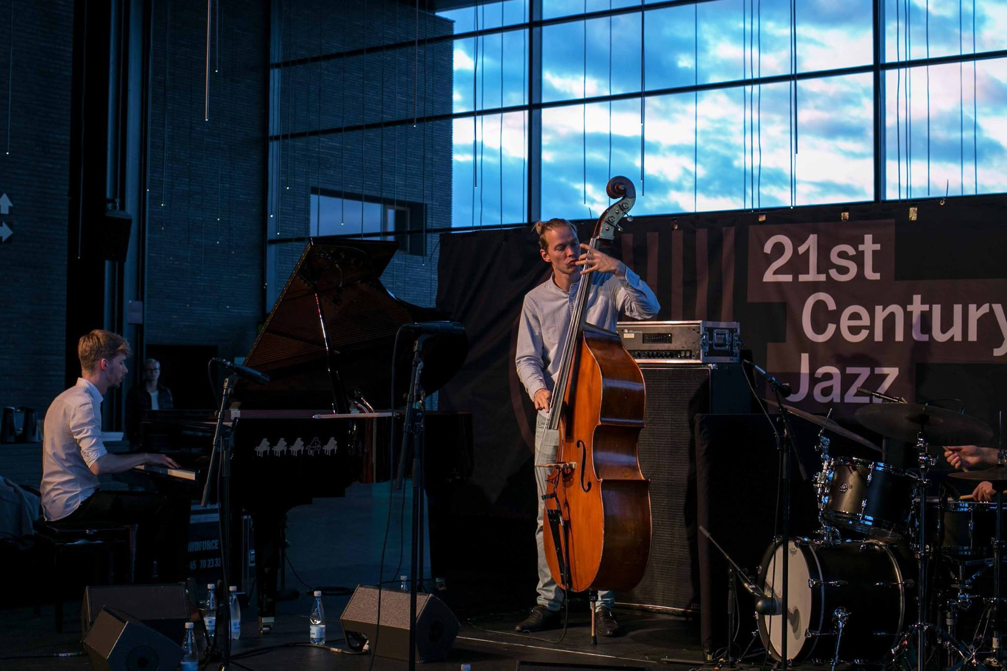 Copenhagen Jazz Festival with Jasper Høiby's Fellow Creatures, 2016