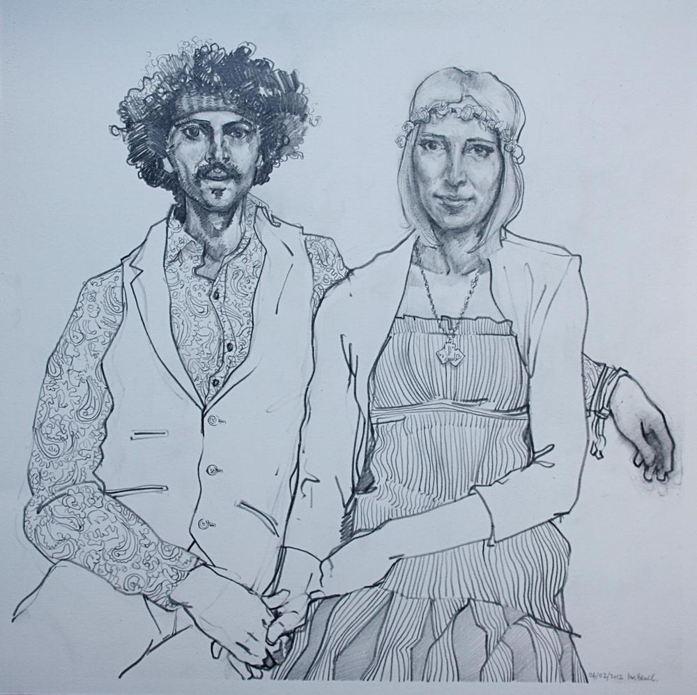 Ghandi & Yvette