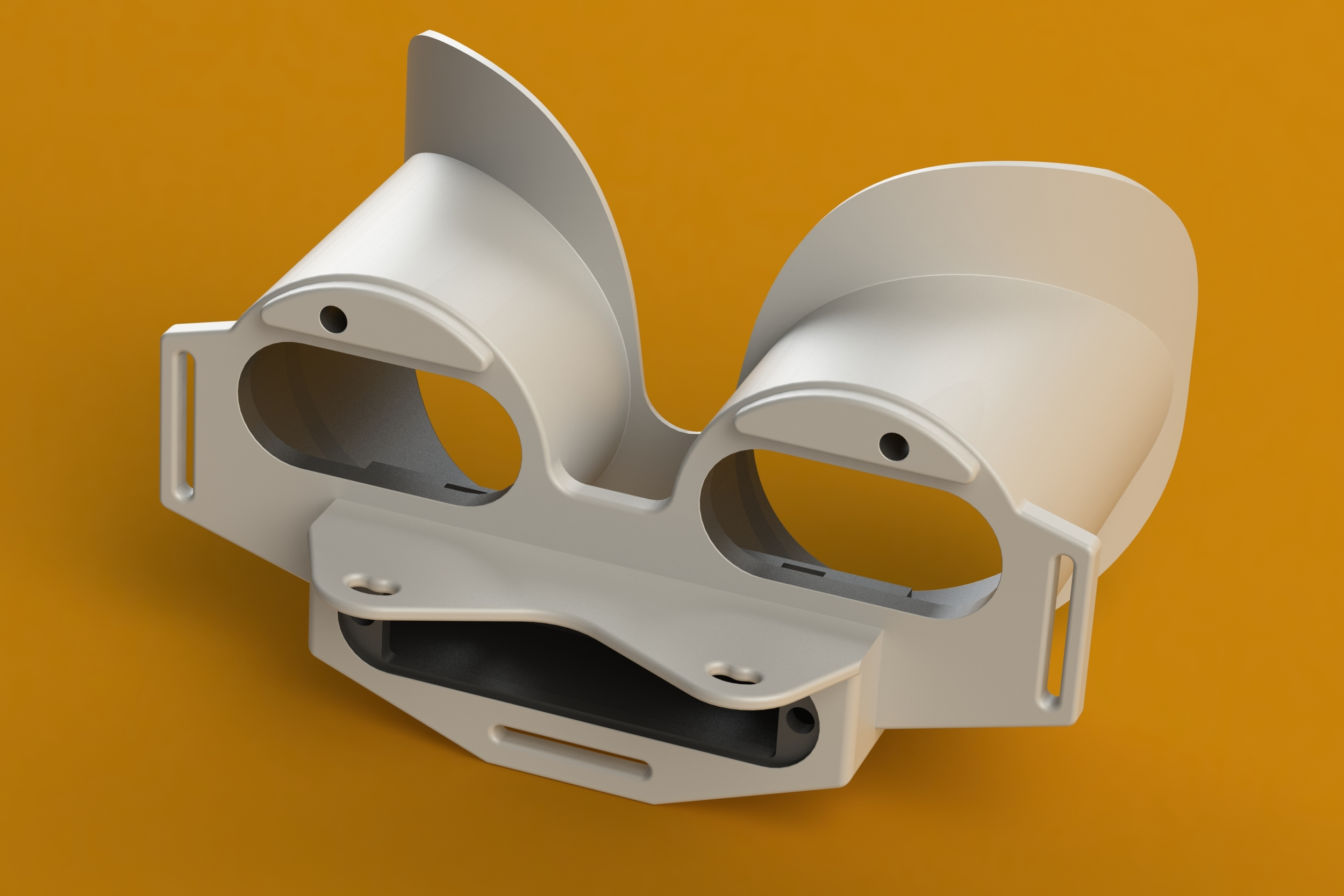Reverse Engineered Goggles