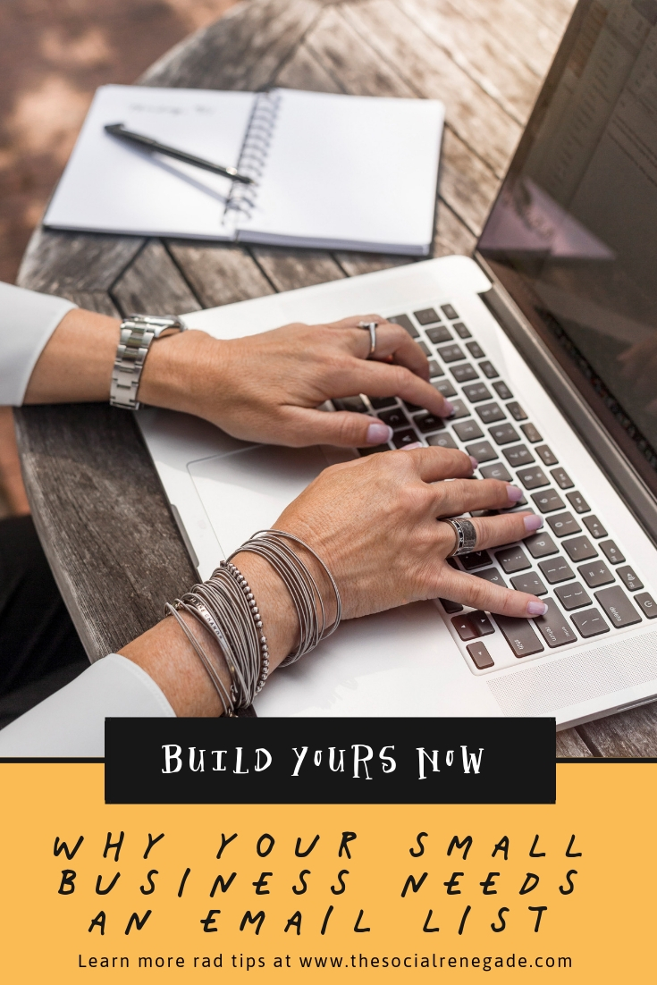 Short answer. Yes, you need a newsletter.  Longer answer. You most definitely need to get the emails of your clients and audience. It is extremely important to your business and it's growth. Let me explain why.