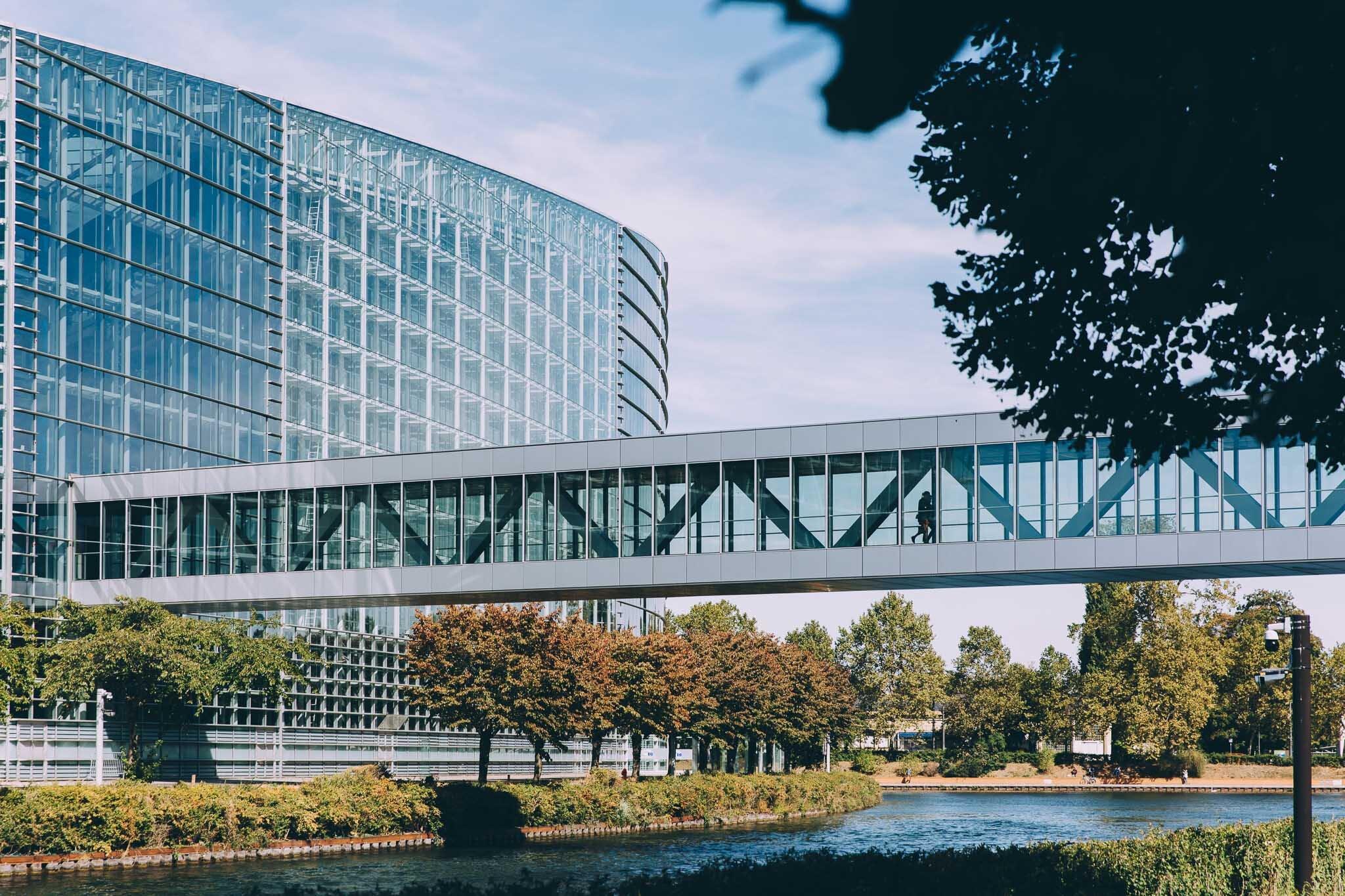 FRANCE - STRASBOURG - EUROPEAN PARLIAMENT