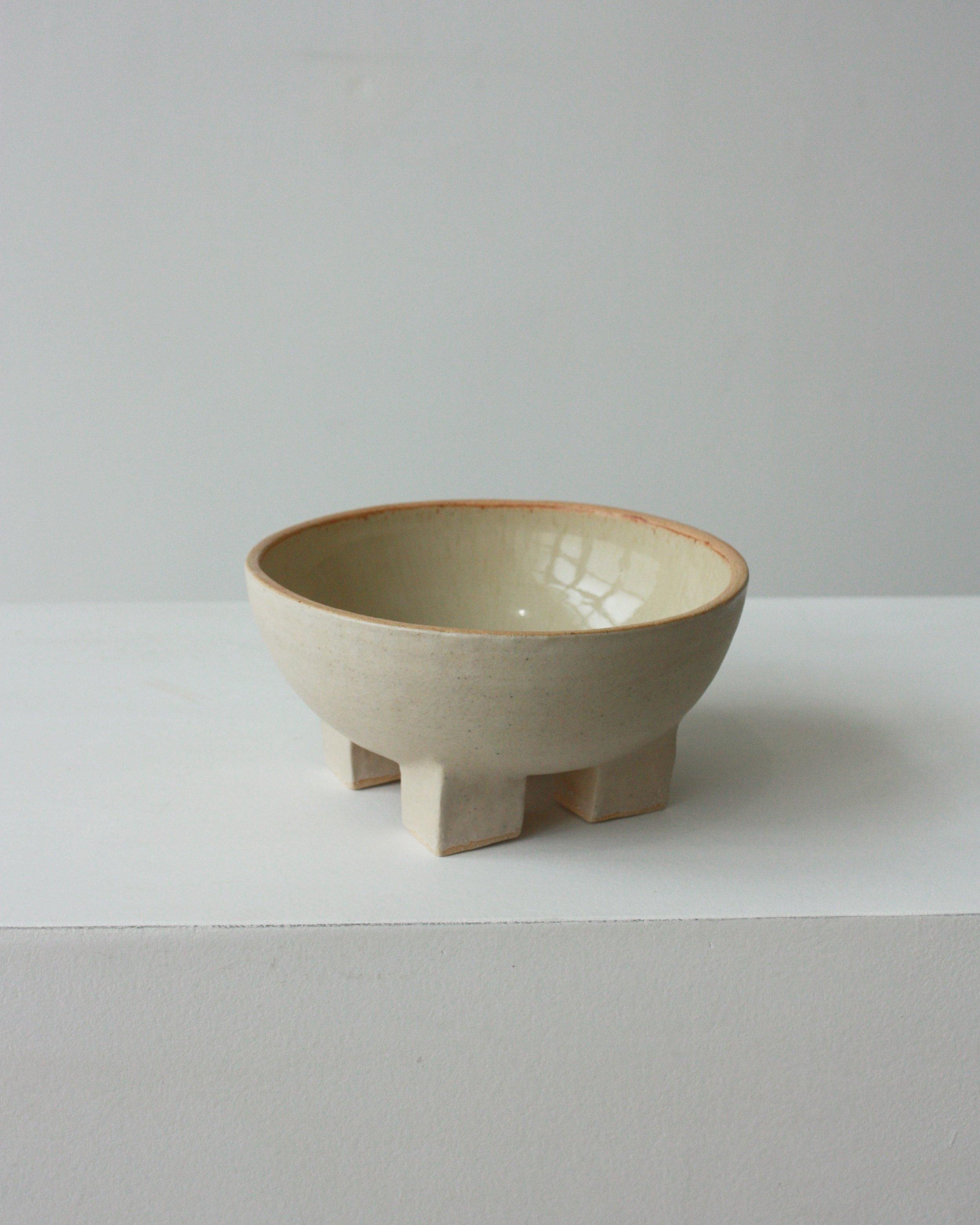 Stone Colored Ritual Bowl