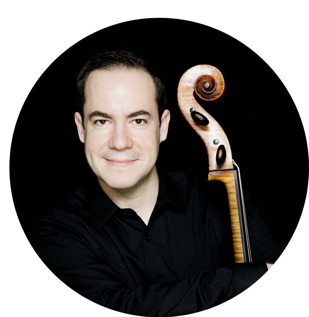 Blaise Déjardin, cello
