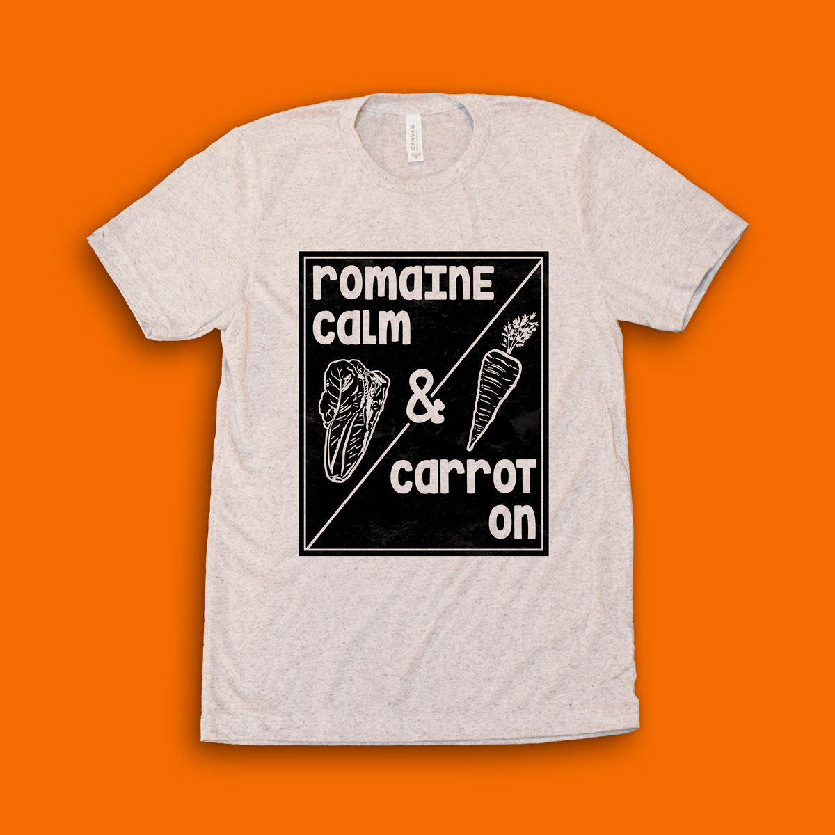 Planty-Good_Vegan-Clothing_Romaine-Calm-and-Carrot-On_Tee_front.jpg