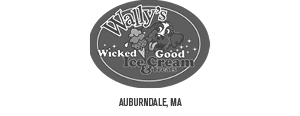 Wally's Wicked Good Ice Cream Auberdale, MA