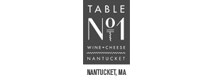Table No. 1 Wine and Cheese Nantucket, MA
