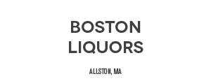 Boston Liquors, Allston, MA