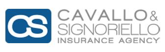 Cavallo and Signoriello Insurance Agency Logo