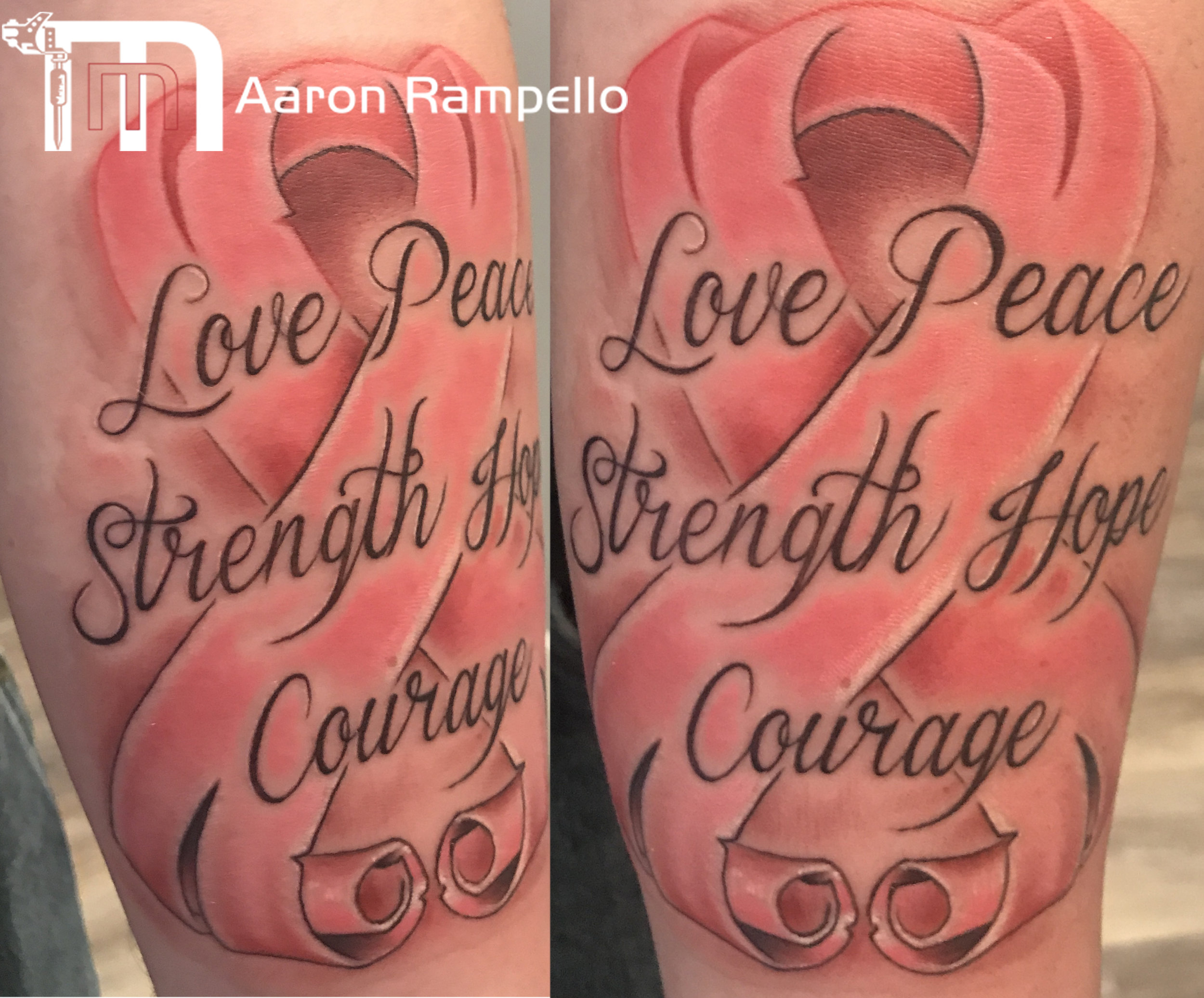 love peace.....ribbon tattoo masters method.jpg