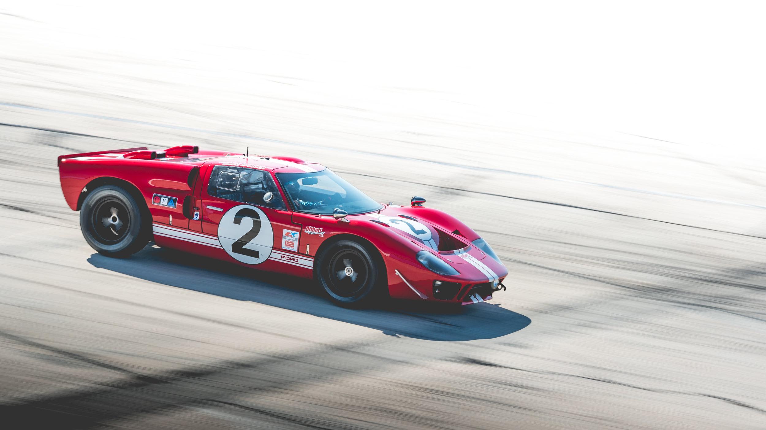 Motorsports - Capturing The Art of Racing