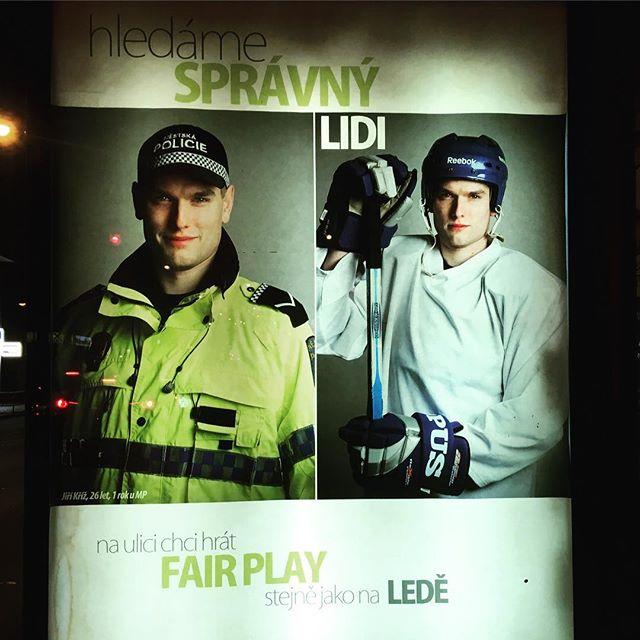 Any Czech friends to help us with translation? #hockey #icehockey #praha