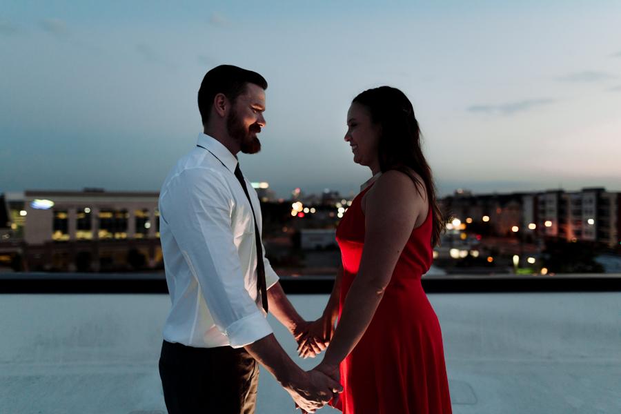 Norfolk Virginia Creative Wedding Photographer