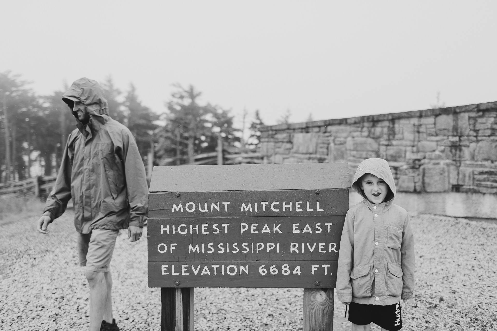 Mount Mitchell - Of Fate and Chaos - Family Documentary Photographer