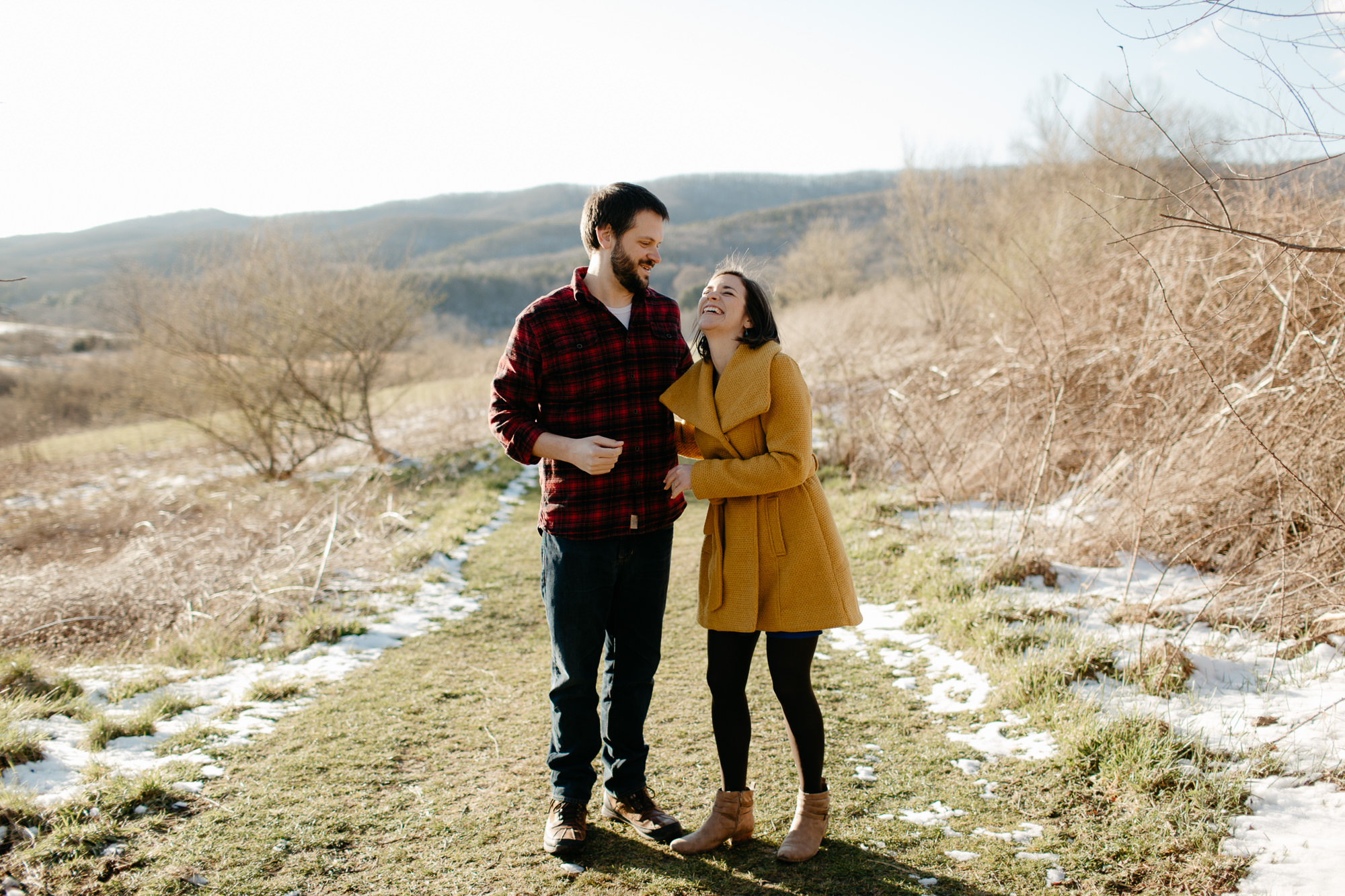 Heritage Park Engagement Photos - Of Fate and Chaos Wedding Photography