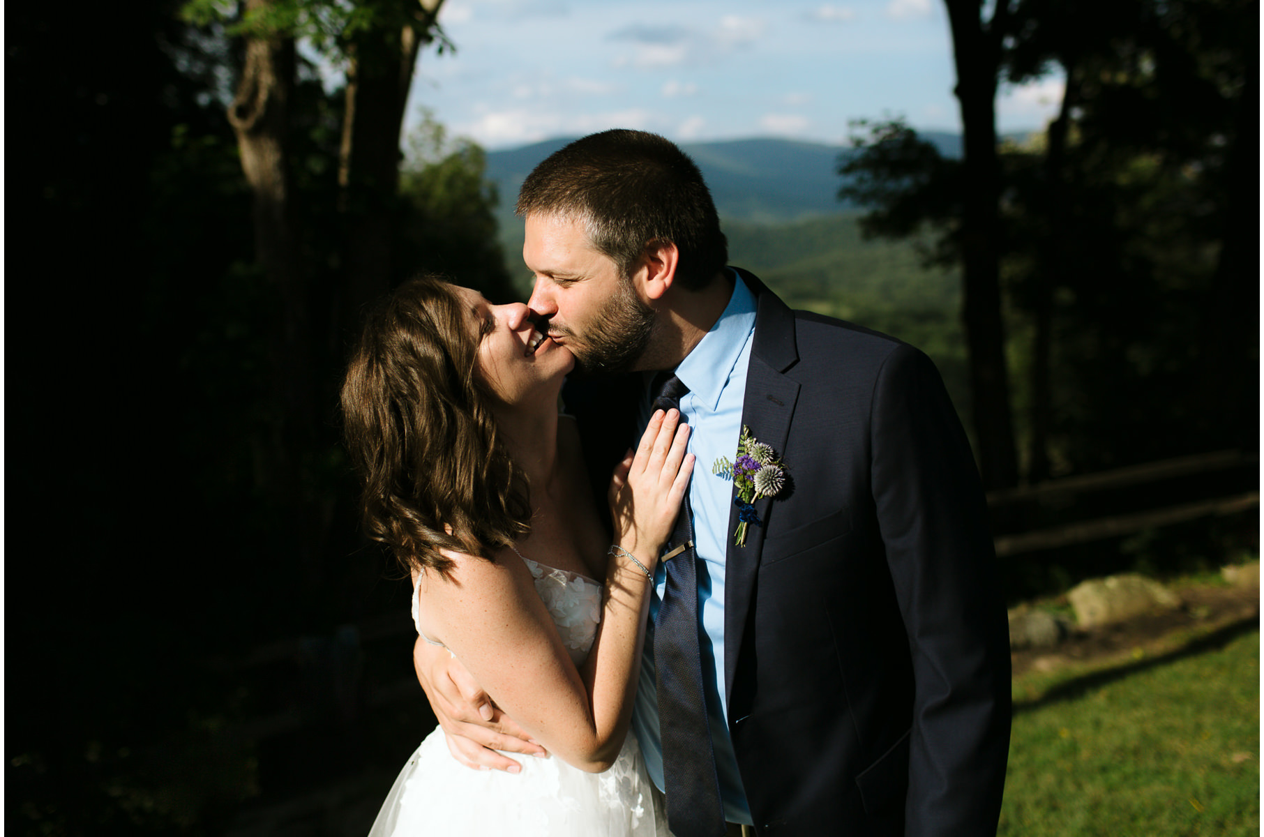 Roanoke Blacksburg Wedding Photographer