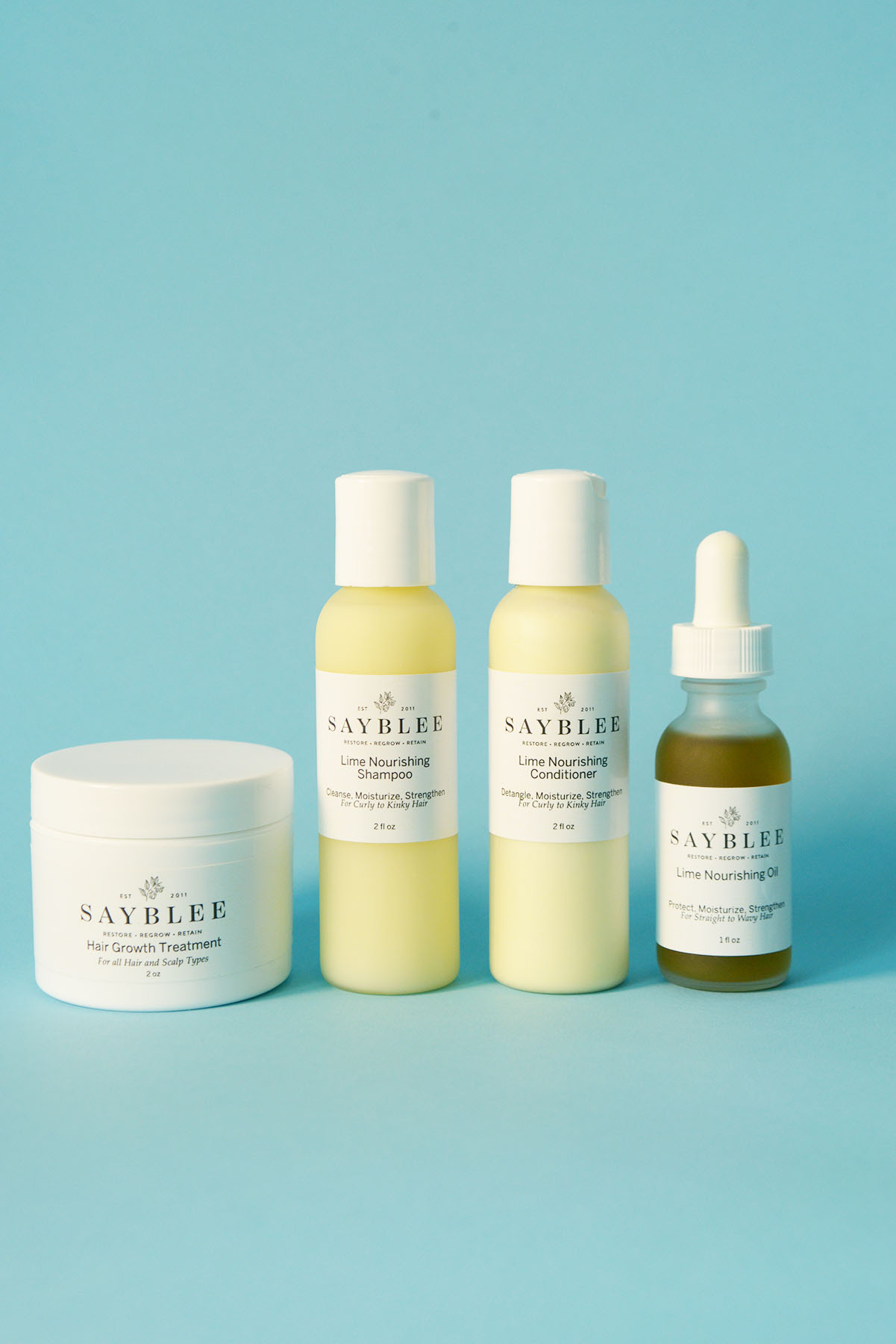 Nourishing System Trial Kit