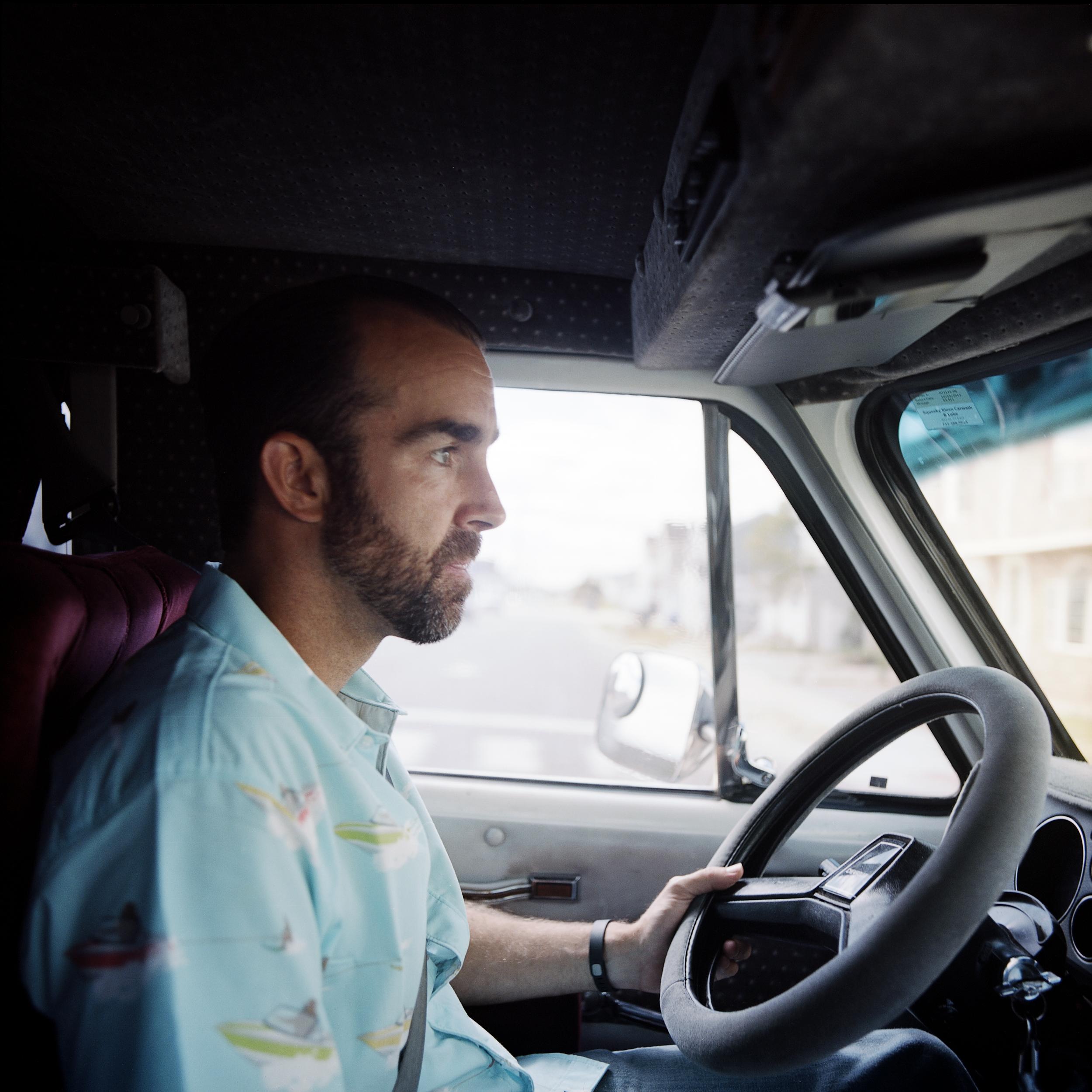 Van Ride