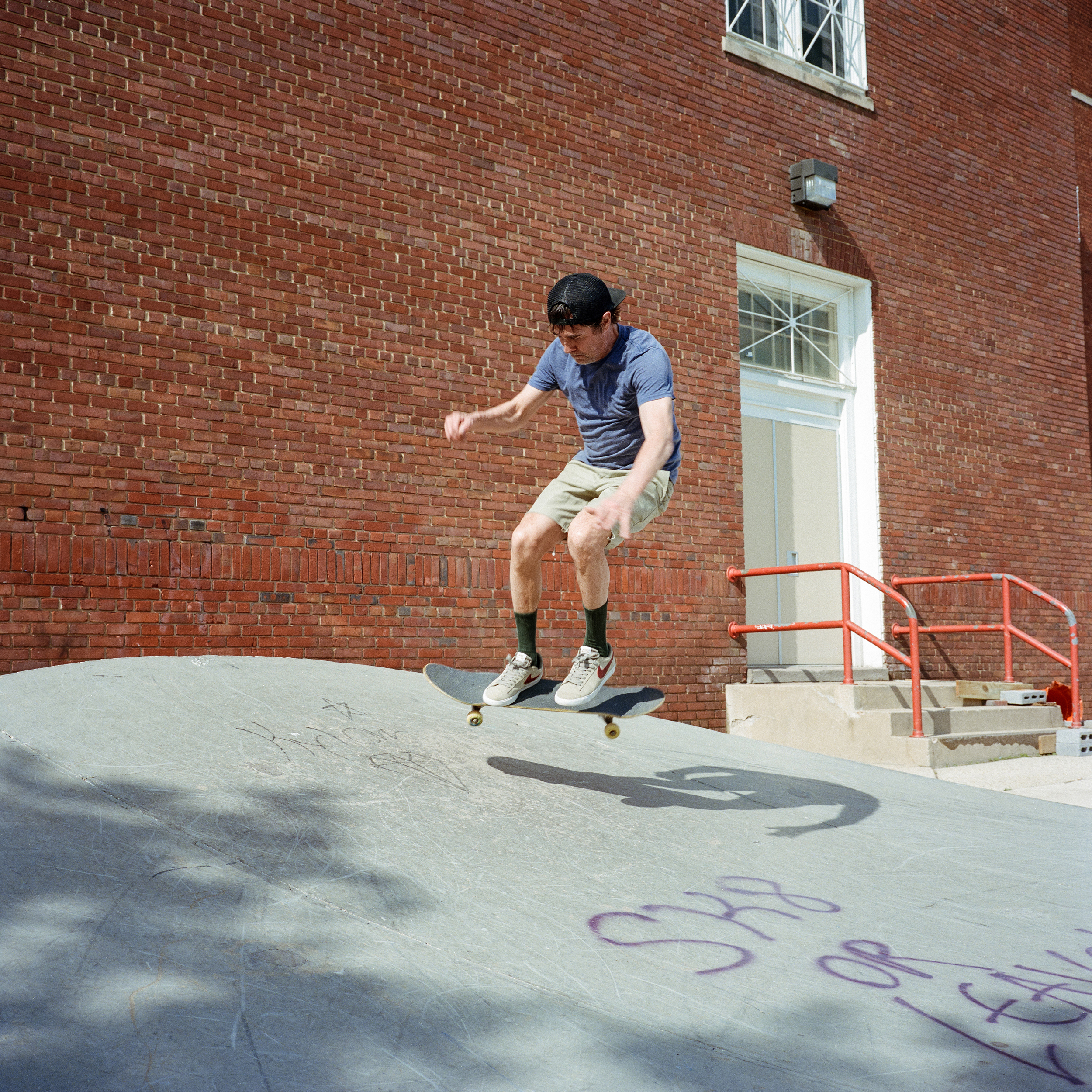 Gen X Skaters for AARP