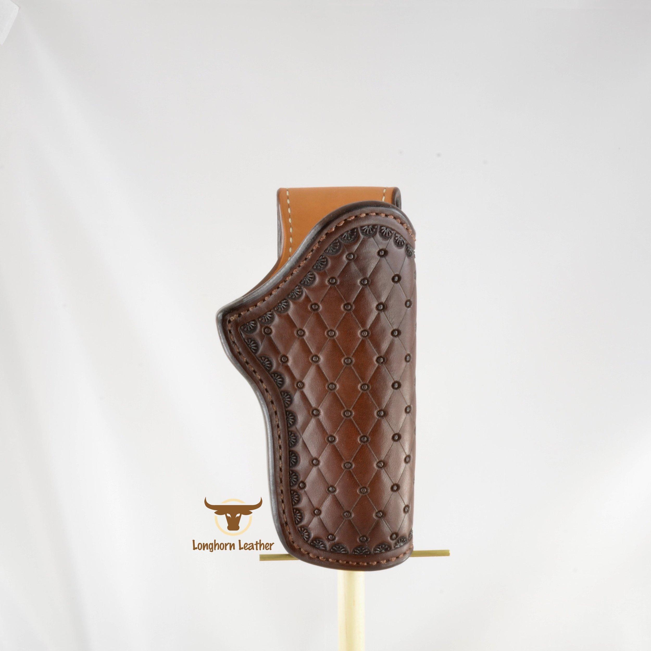 Longhorn Leather AZ - 1911 Holster featurng the %22San Carlos%22 design 5.jpg