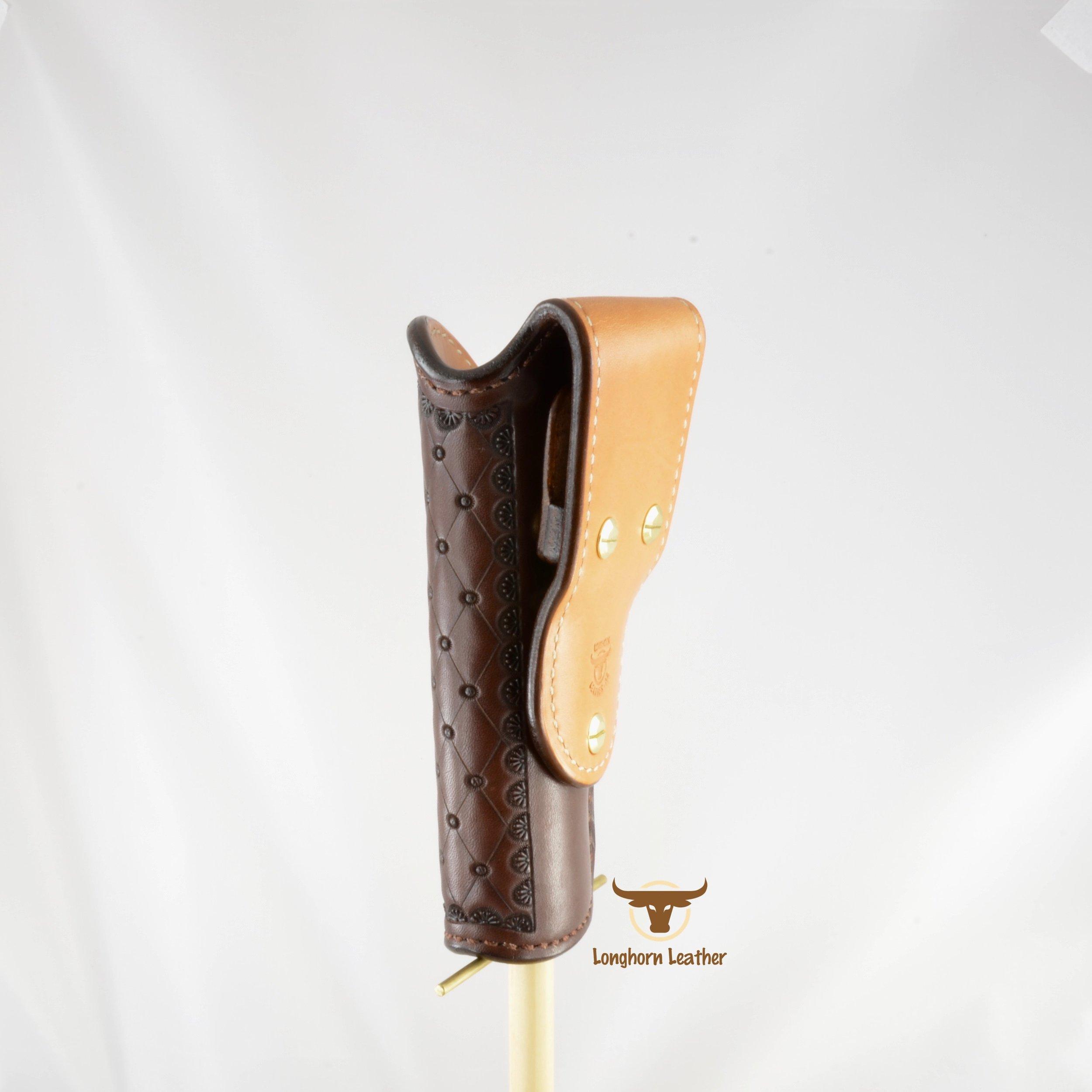 Longhorn Leather AZ - 1911 Holster featurng the %22San Carlos%22 design 7.jpg
