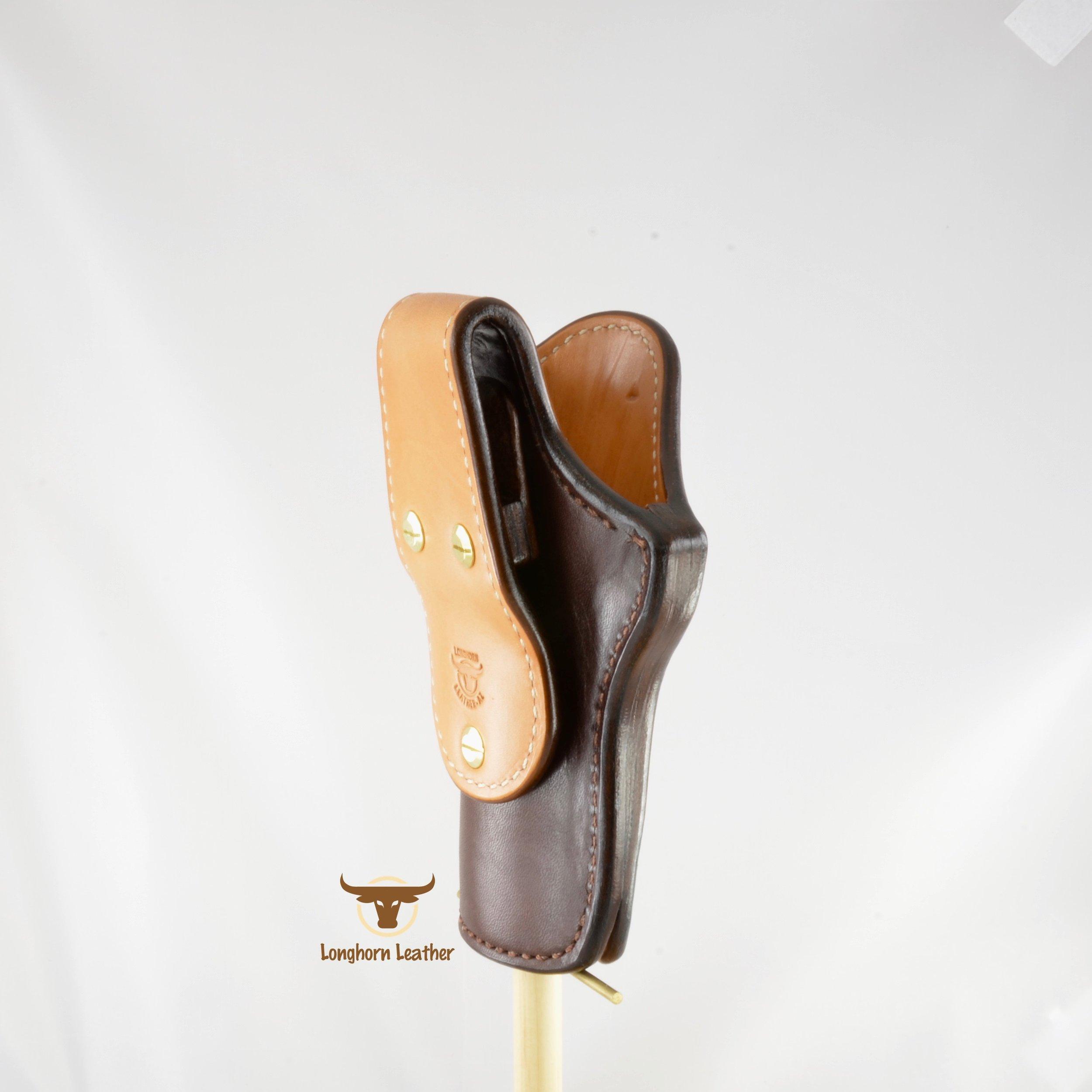 Longhorn Leather AZ - 1911 Holster featurng the %22San Carlos%22 design 9.jpg