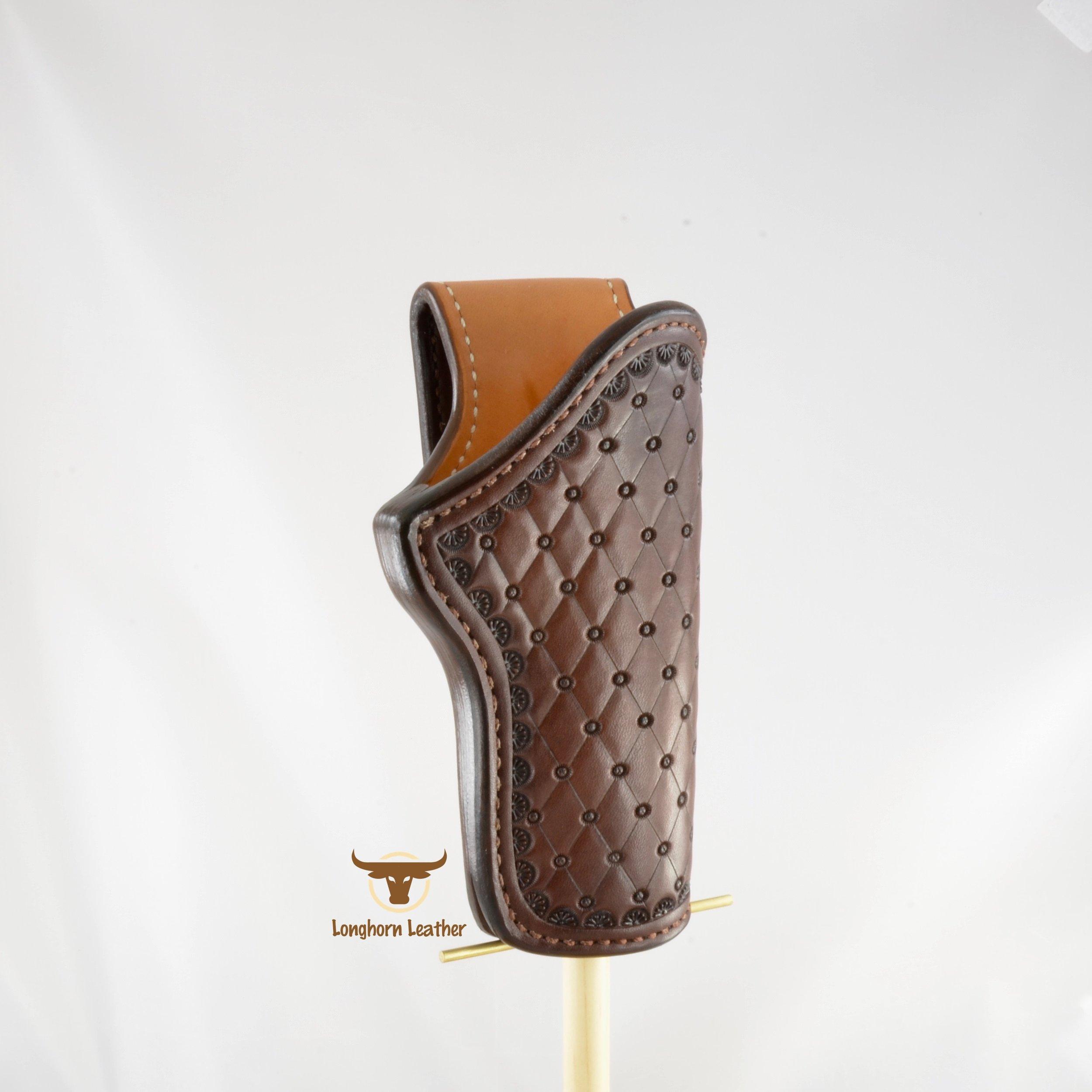Longhorn Leather AZ - 1911 Holster featurng the %22San Carlos%22 design 11.jpg