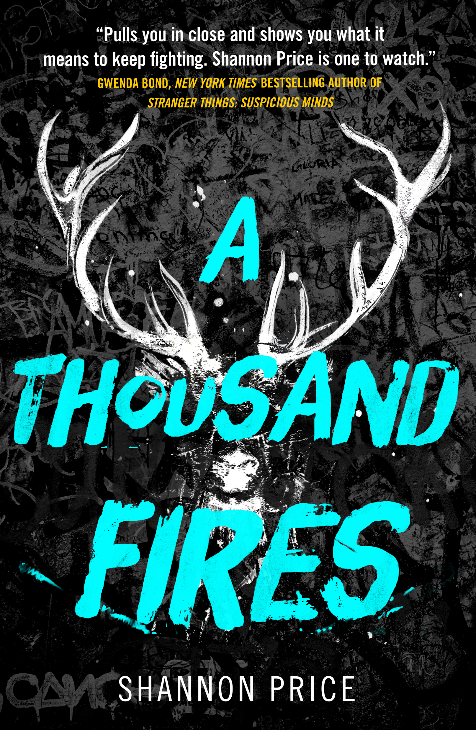 Early praise for A THOUSAND FIRES… - Kirkus calls A THOUSAND FIRES, a