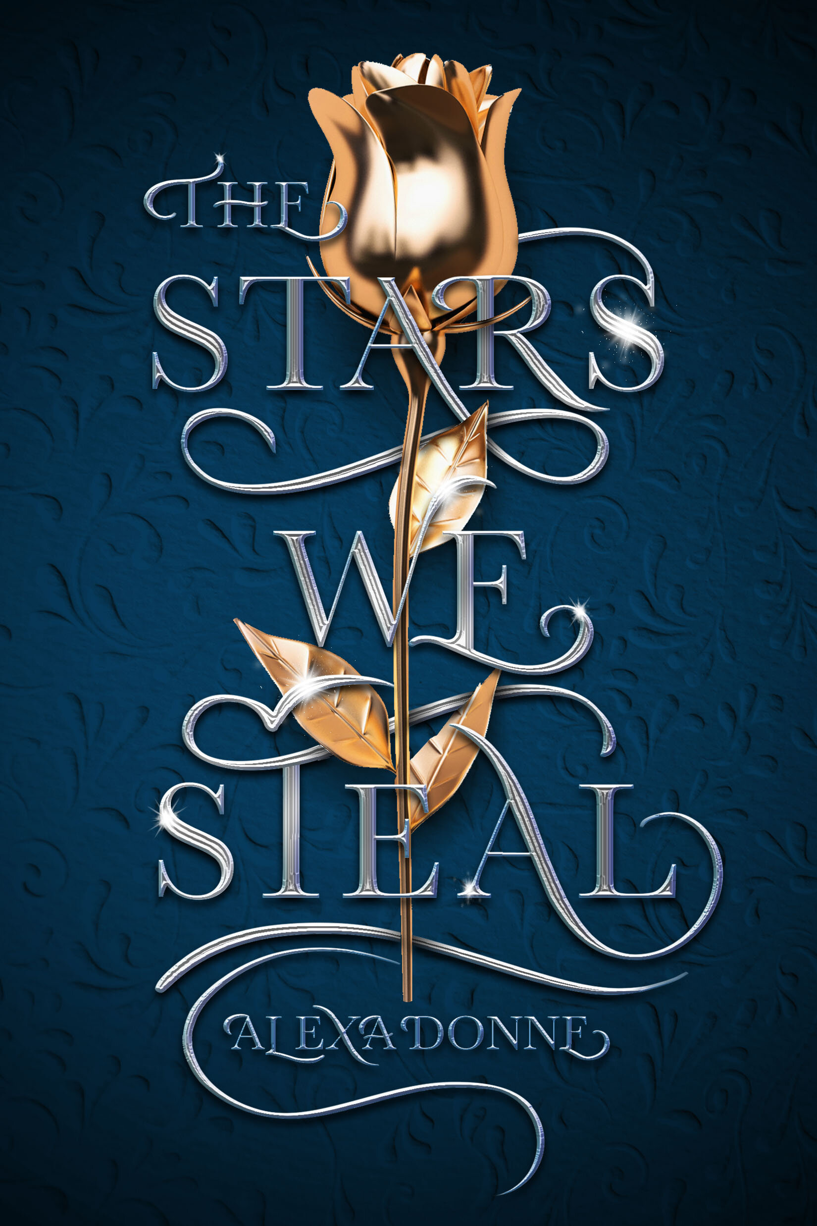 Two wonderful quotes for THE STARS WE STEAL (Feb 2020) -