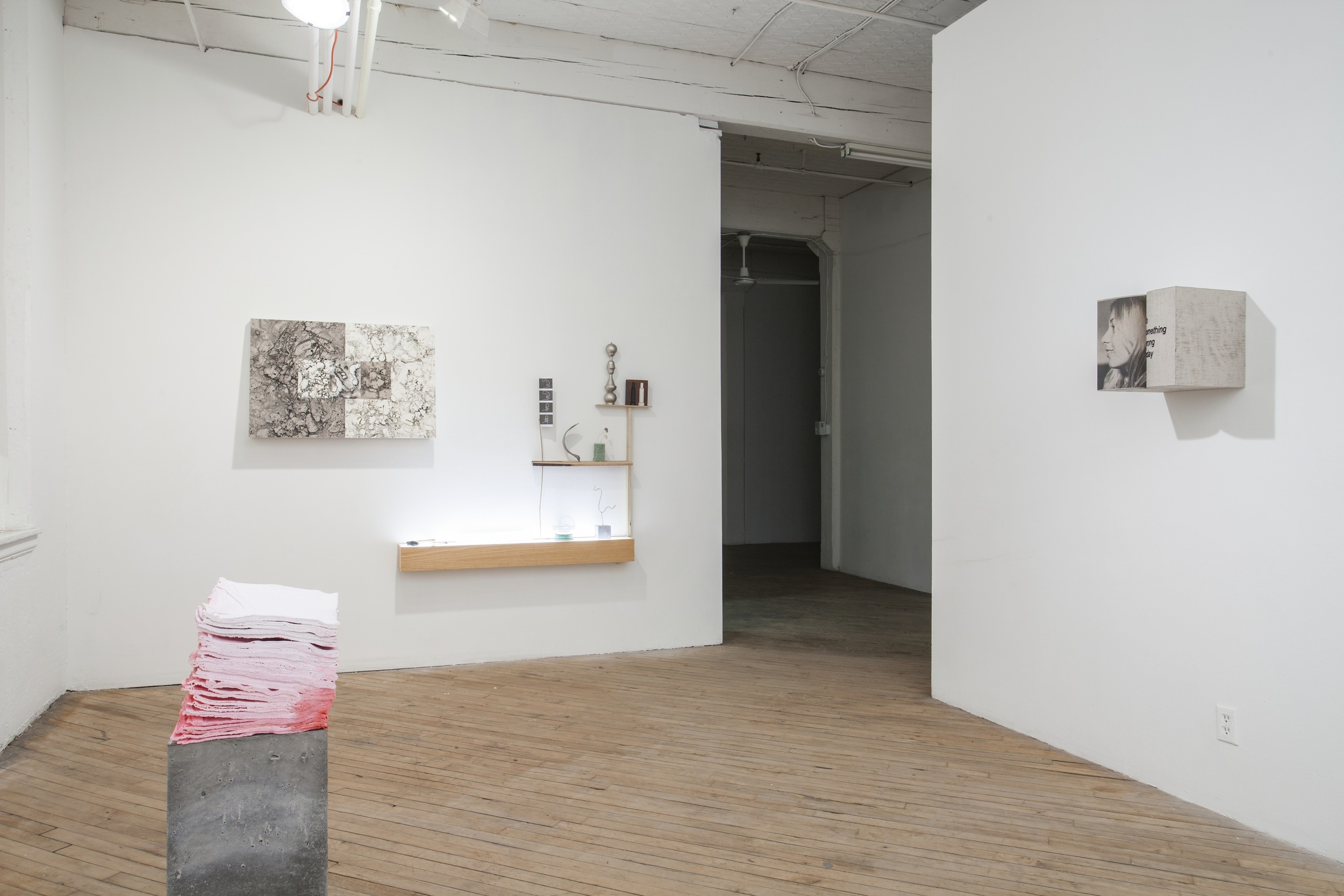 Accruing Meaning Installation View