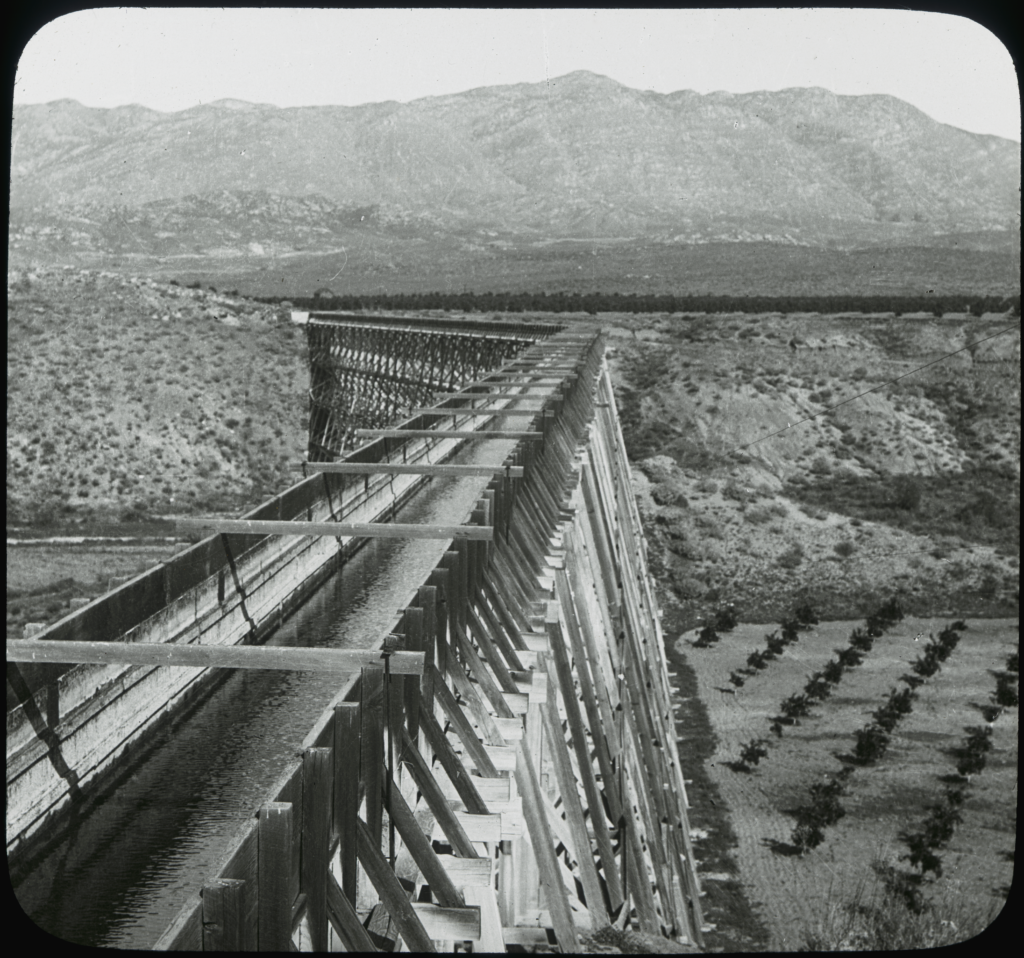 History of Water in California