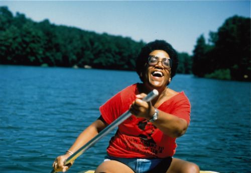 (Buy or rent some of  Audre Lorde's  books to learn more about her worldview and her  imprint on the world .)