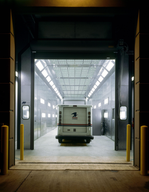 USPS Vehicle Maintenance Facility