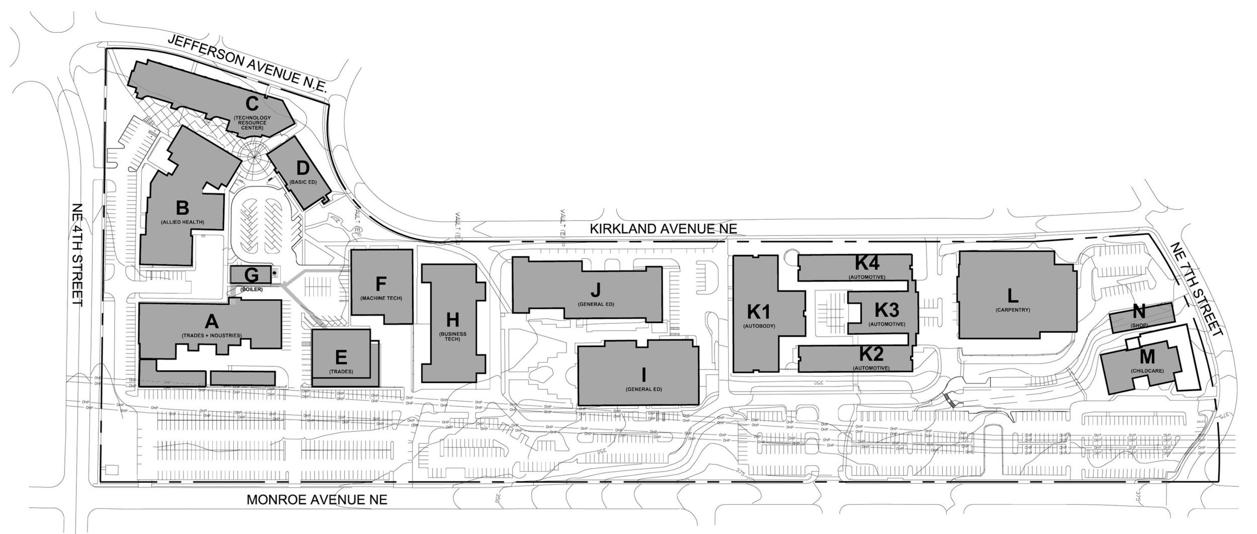 Renton TC Existing Campus Plan.jpg