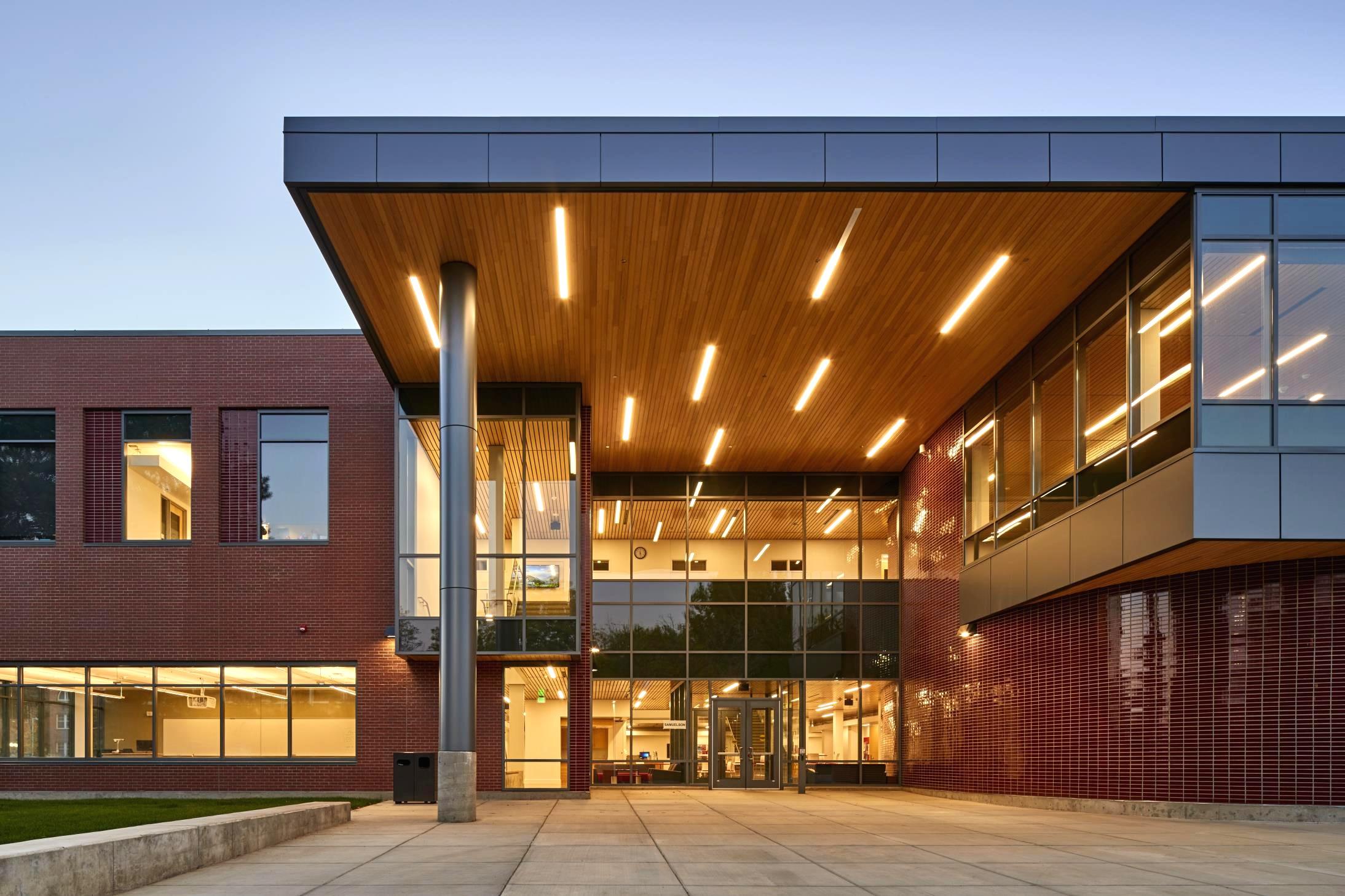 Samuelson Center