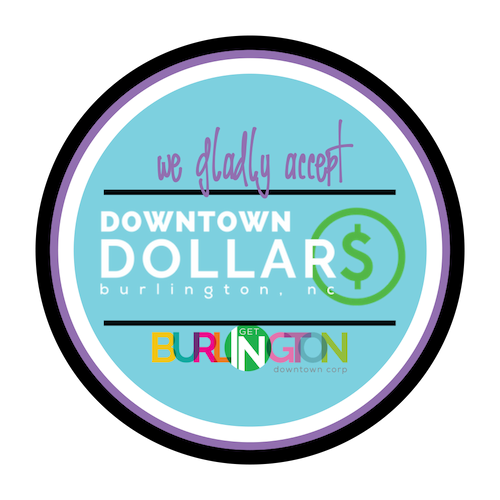 Look for this logo in the storefronts of participating businesses.