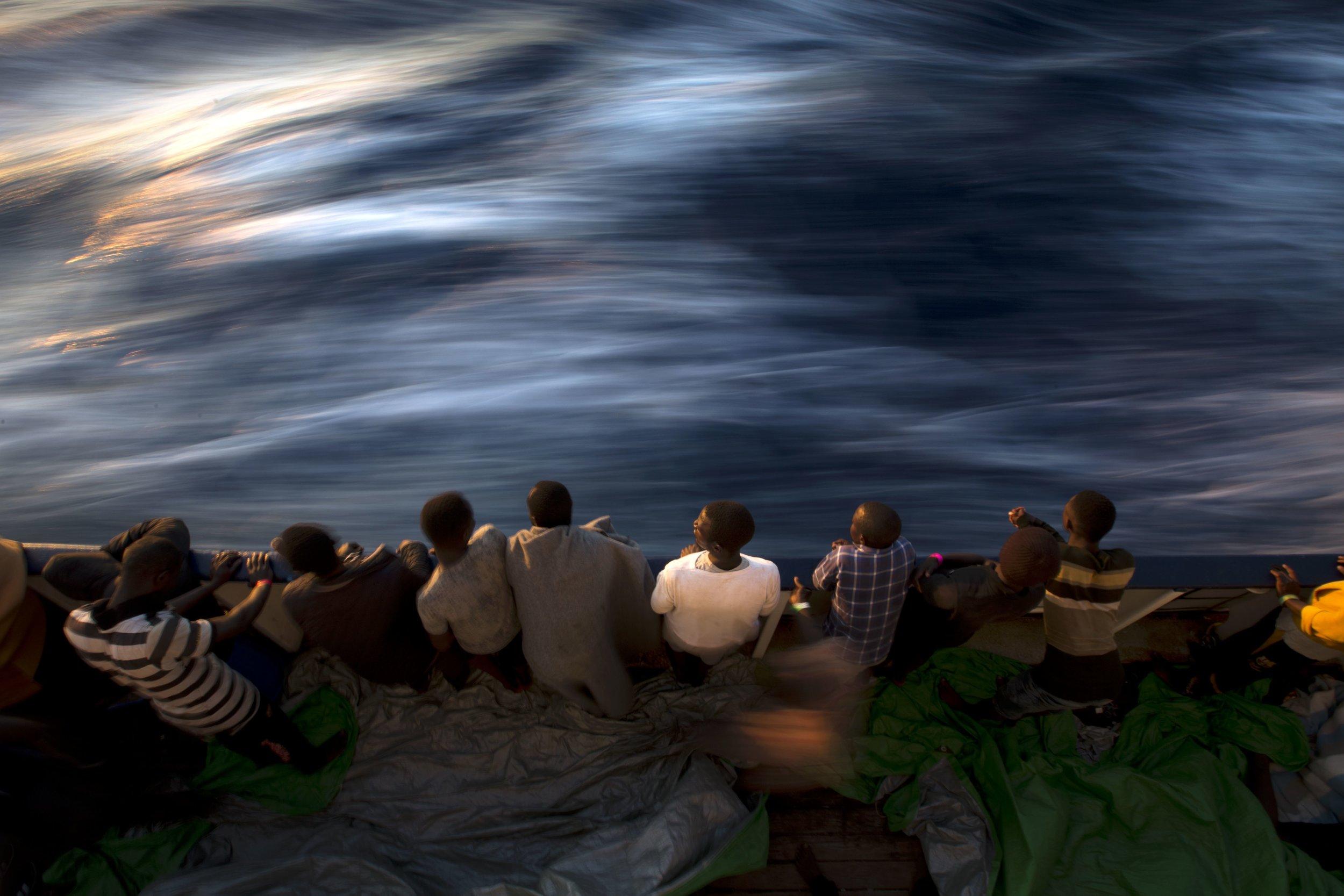 Image: Emilio Morenatti/AP