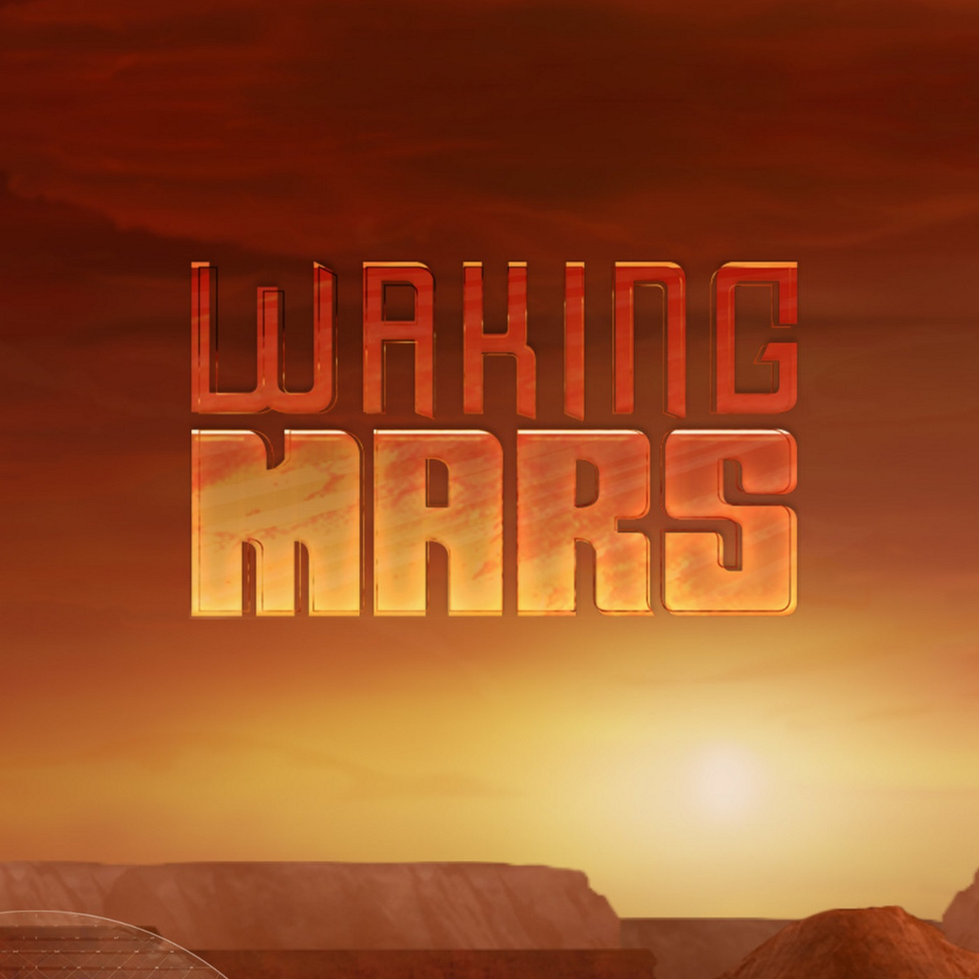 WAKING MARS  Music Composition for Game Soundtrack