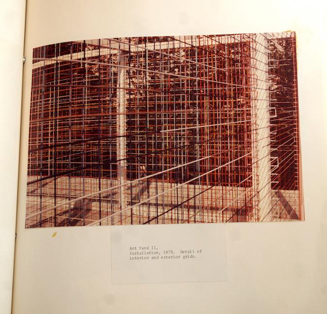 Art Yard II, 1976