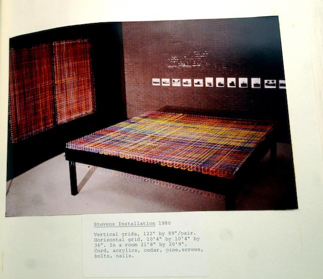 Stevens Installation, 1980