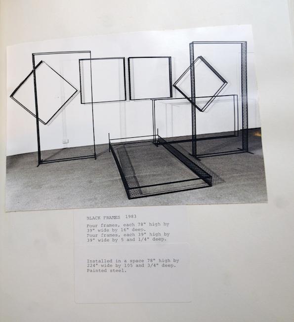 Black Frames, 1983
