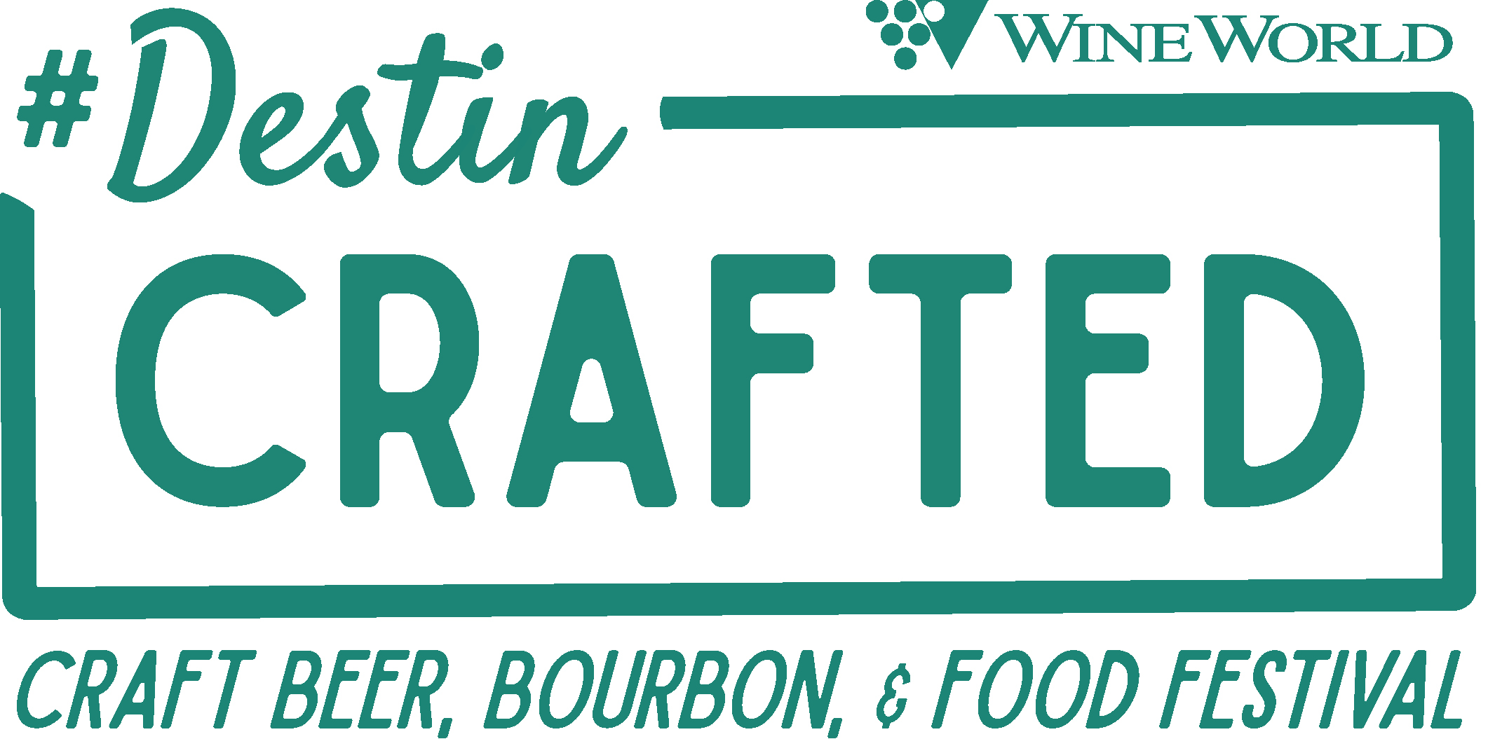 WW_Destin CRAFTED Festival_Logo 3_Green.png