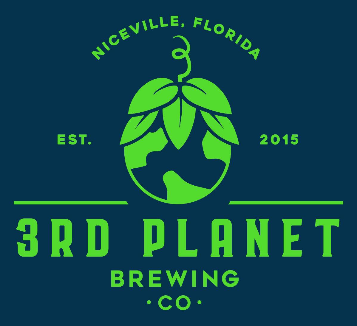 3rd Planet Brewing Niceville Destin Beer Fest
