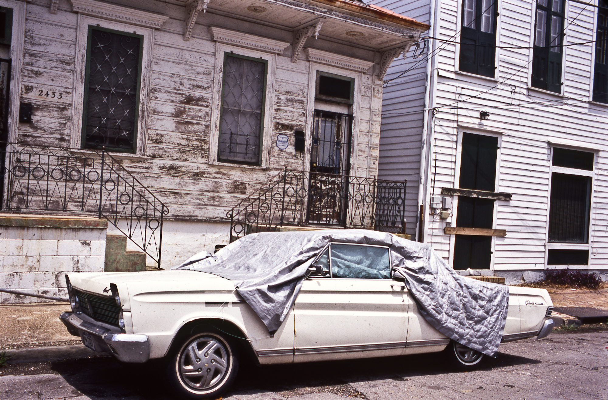 After Katrina, NOLA 2006 - Kate Sterlin