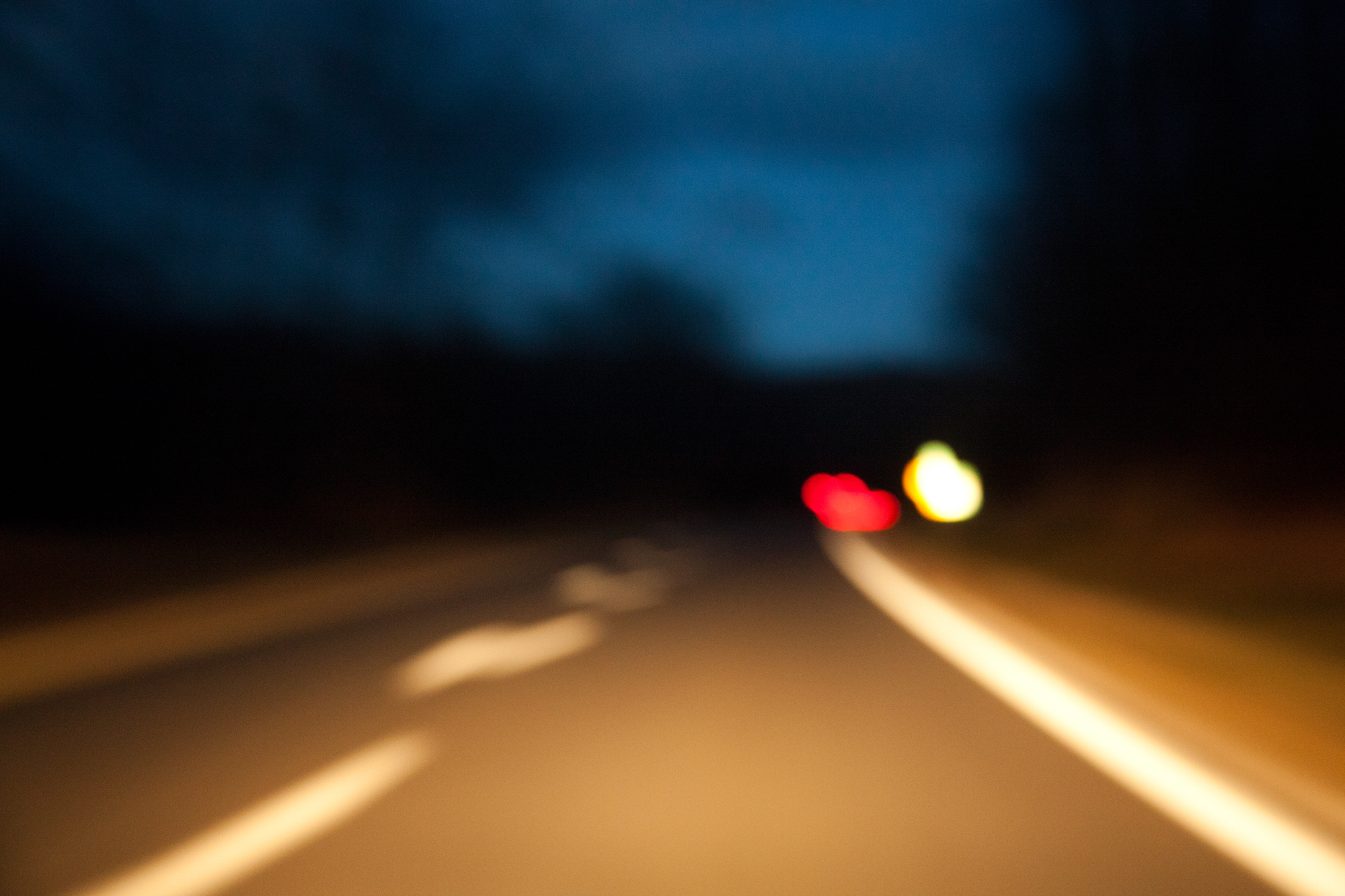 Taconic State Parkway, NY 2014 - Kate Sterlin