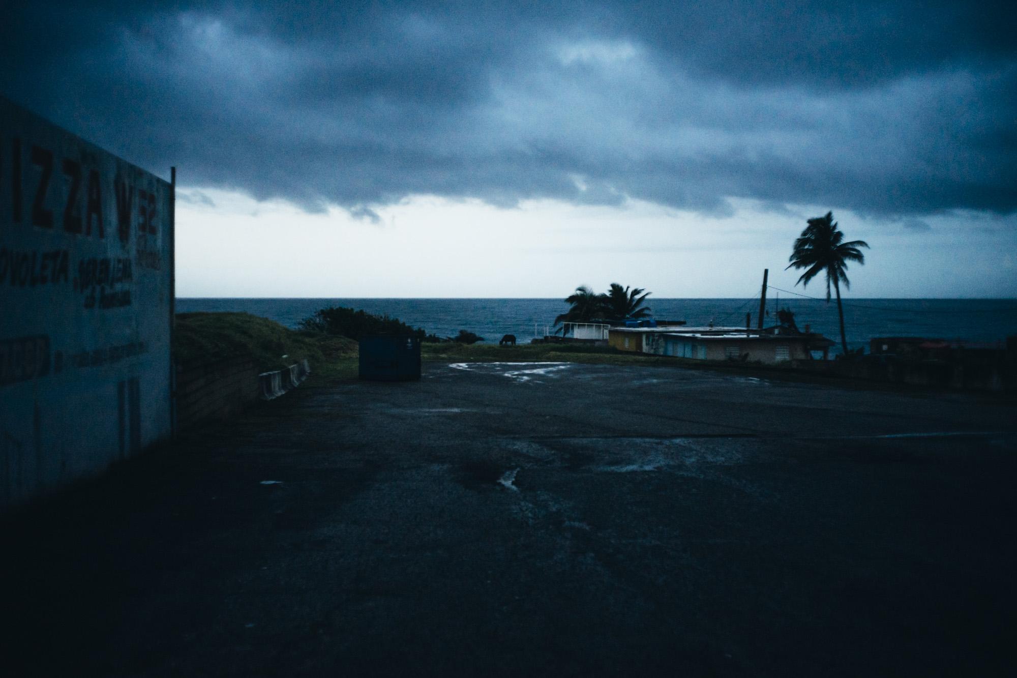 Ocean Lot, PR 2018 - Taliesin Gilkes-Bower